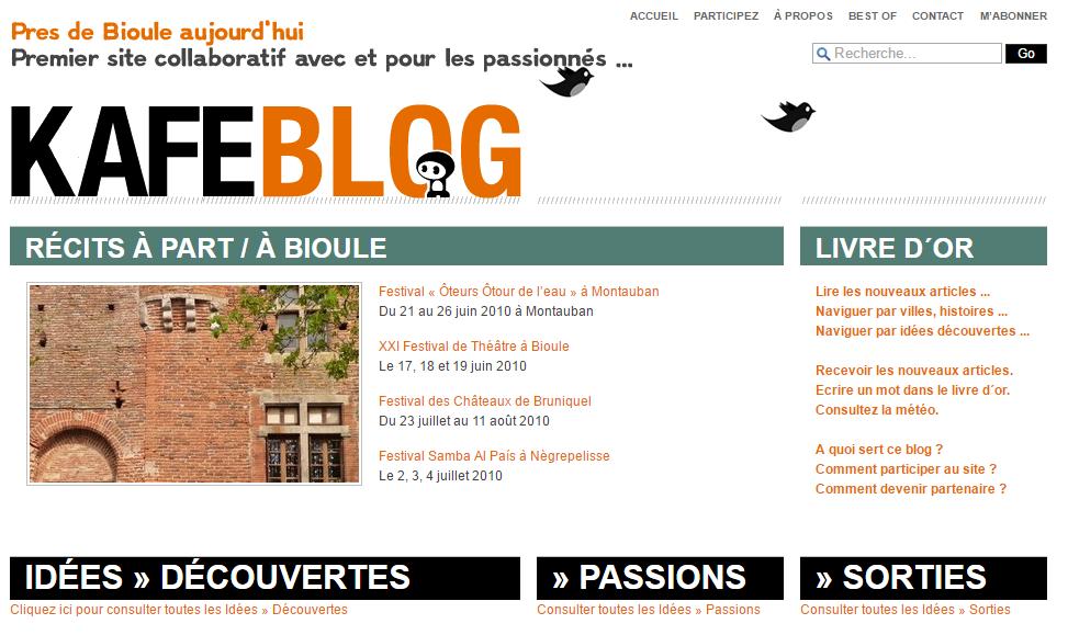 Blog près de Bioule aujourd'hui - 82 - Tarn-et-Garonne